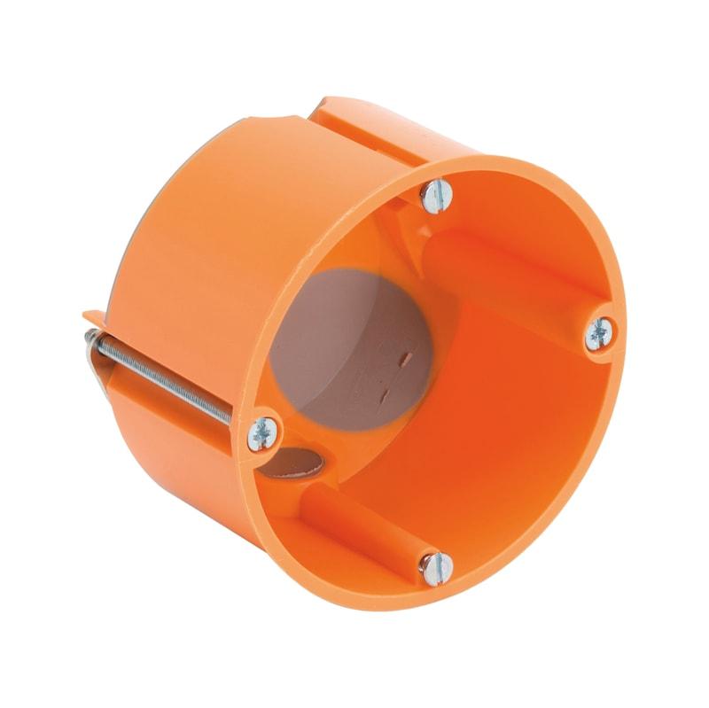 Hohlwand-Gerätedose winddicht - HWAND-GERDO-VDE-H47MM/D68MM-WINDDICHT
