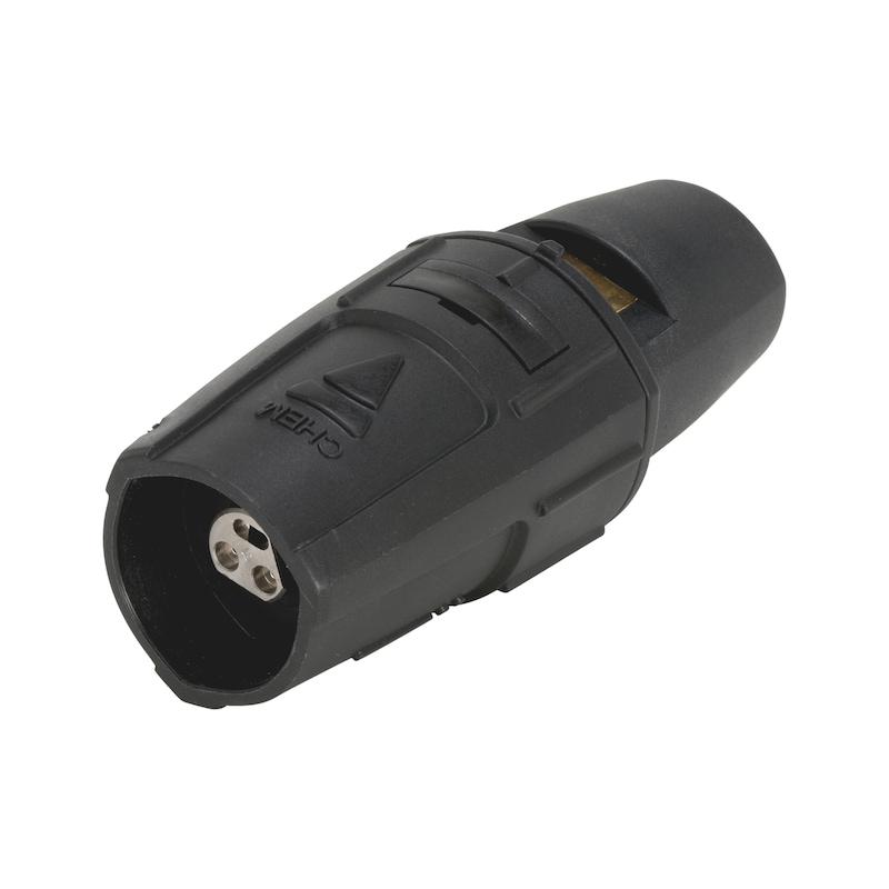 Drievoudige spuitmond - 3-VOUDIGE STRALER (0/25/40 GRADEN)