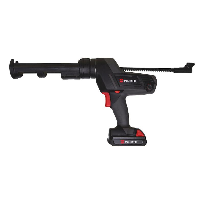 Pistolet d'extrusion à batterie Li-Ion 18V AKP 18-A-310 - 1