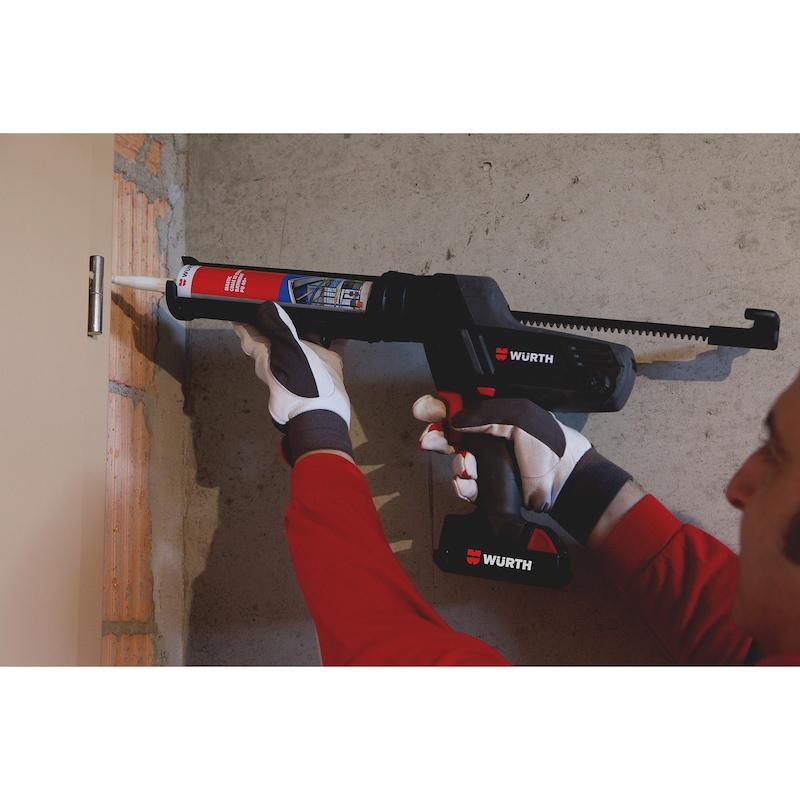 Pistolet d'extrusion à batterie Li-Ion 18V AKP 18-A-310 - 2