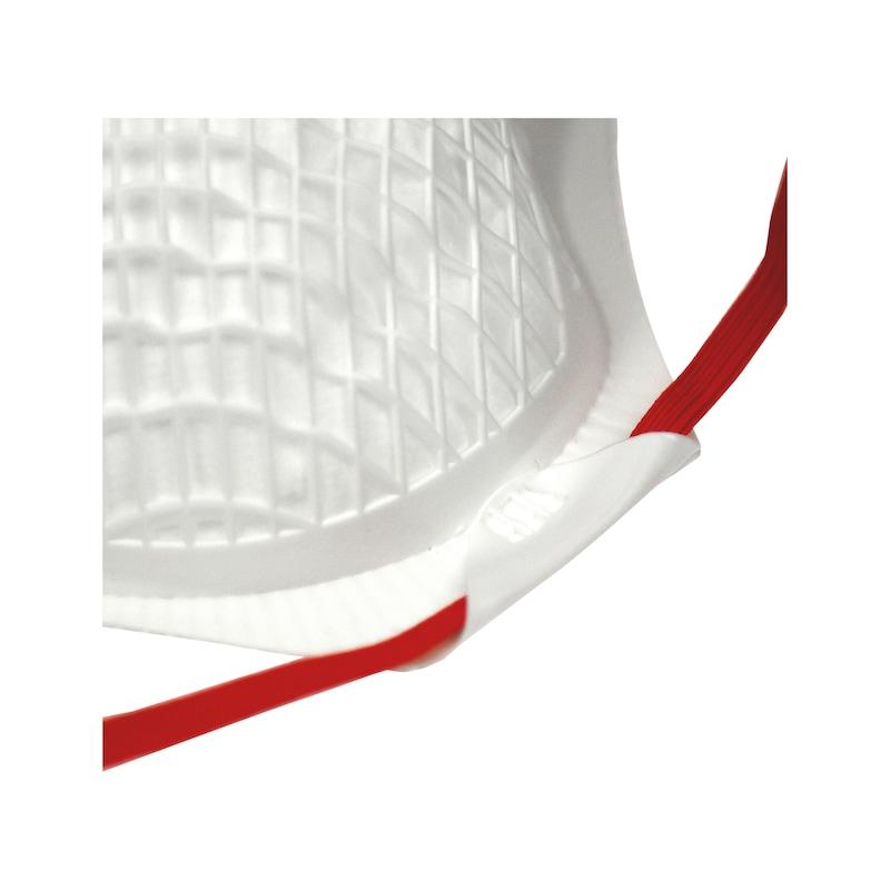 Engangsmaske, FFP3, fleksibel - 3