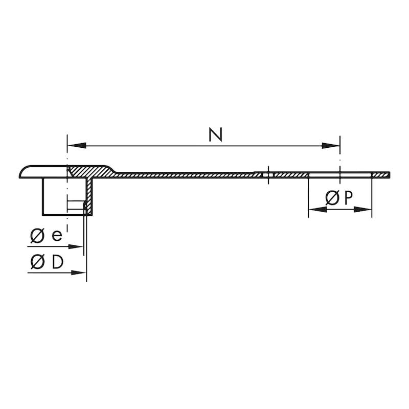 Staubschutzkappen GPN 920 B - 2