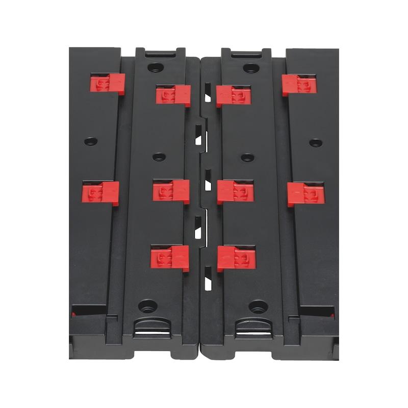 Plaque d'adaptateur système - 5