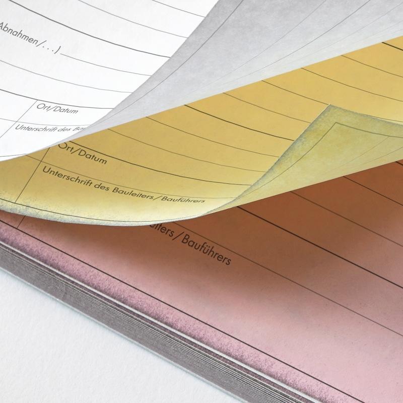 Bautagebuch - 5