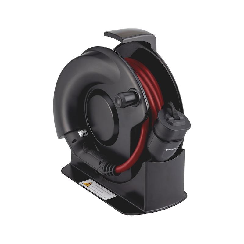 Kabelaufroller für Elektrofahrzeug-Ladekabel - 5