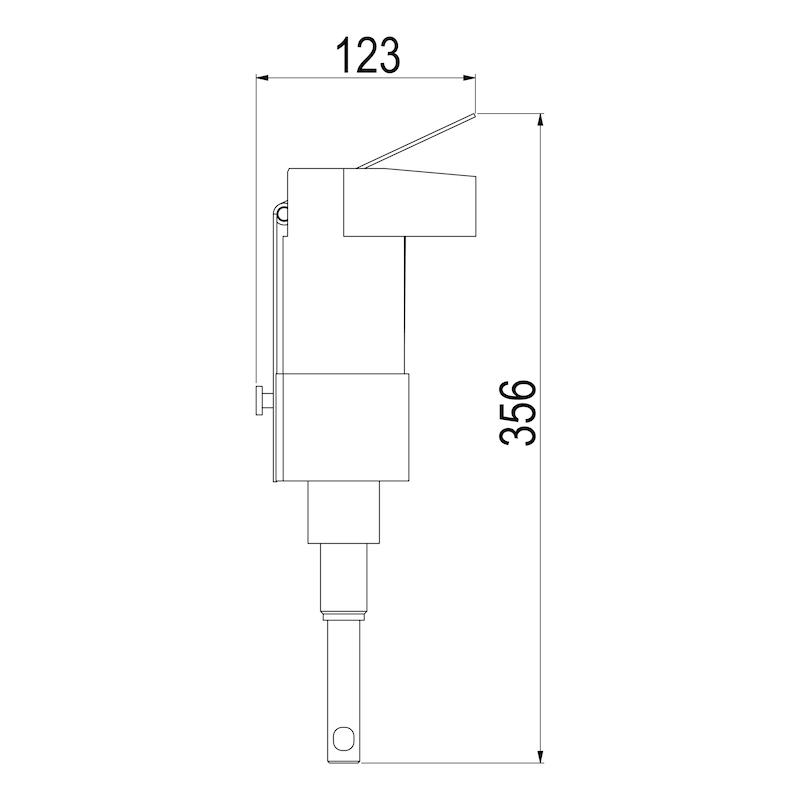 Prüfgerät FDT 533 für Rauchschalter  - 2