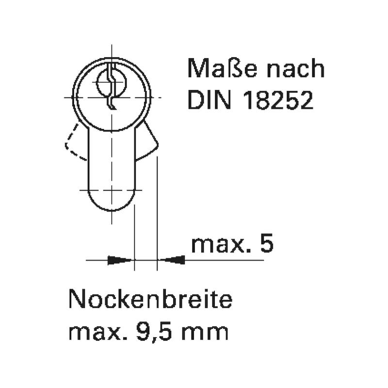 Mehrfachverriegelung mit 4 Bolzen - 8