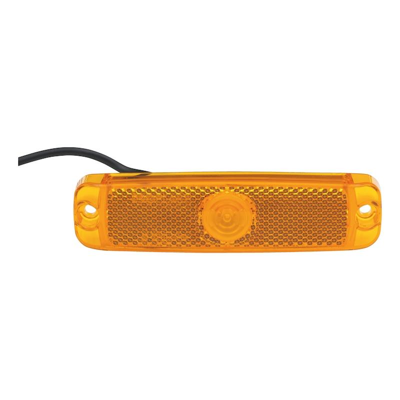 LED-Seitenmarkierungsleuchte 12 V/24 V - 1