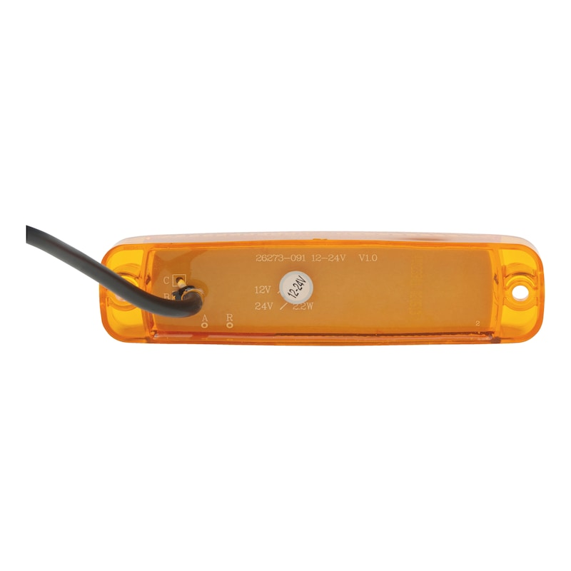 LED-Seitenmarkierungsleuchte 12 V/24 V - 3