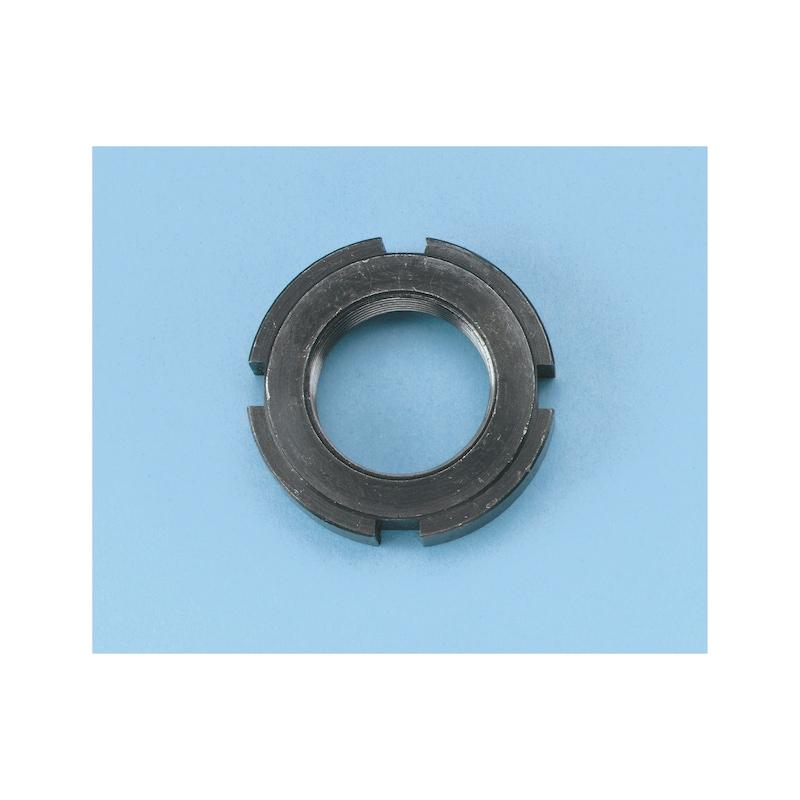 Nutmutter mit Feingewinde - MU-NUT-DIN1804/W-M12X1,0