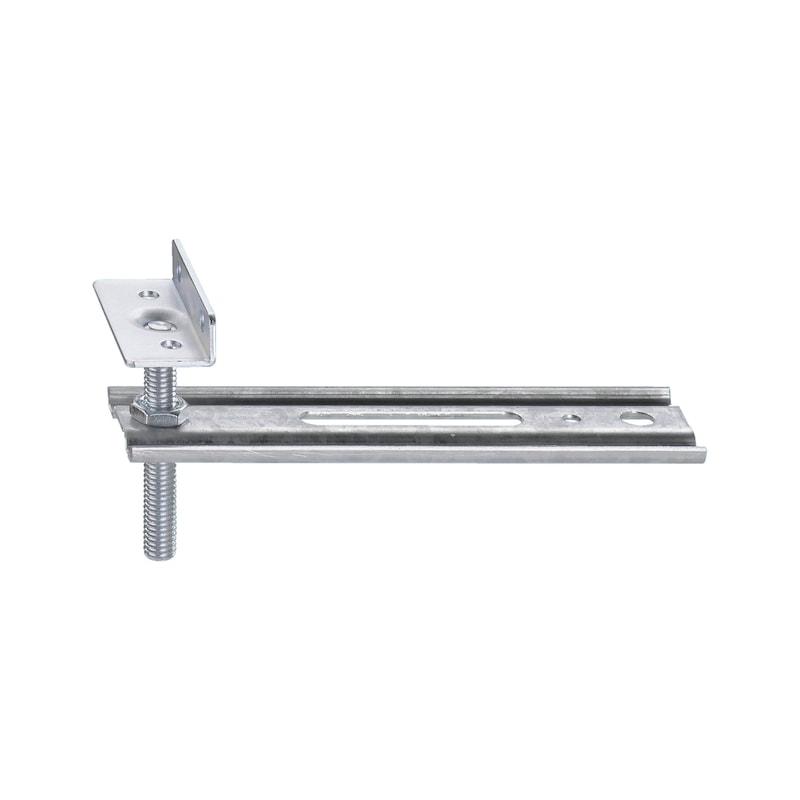 Window installation bracket with height adjustment bracket JB-DK - 1