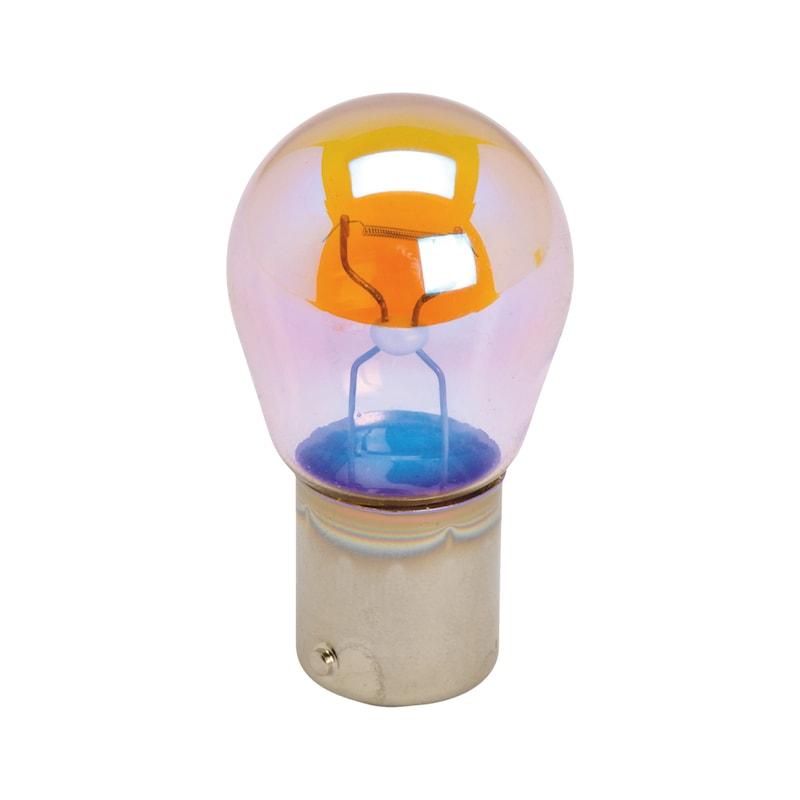 Lampadina per luce di posizione e freno - LAMPADA P/DIR.12V21W TRASP./ARANCIO