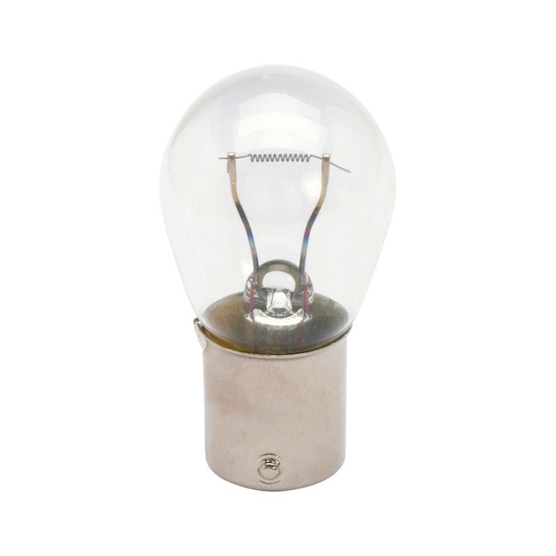 Ampoule pour clignotant et feu stop H21W - LAMPE STOP 1FIL.  24V    21W P21W