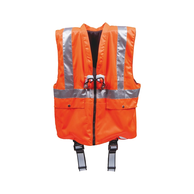 Veiligheidsharnas met reflectievest - HARNAS SIGNALATIEVEST MT. XL