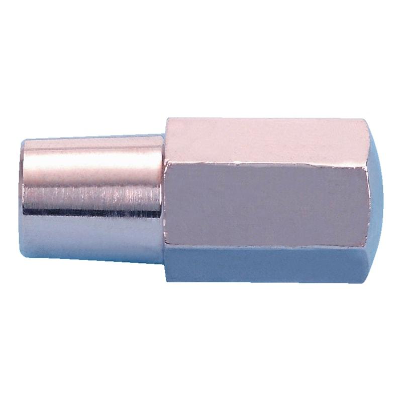 Ersatzelektrodenkappen - ZB-ELEKTRODENKAPPE-ASS-BALLIG-R50