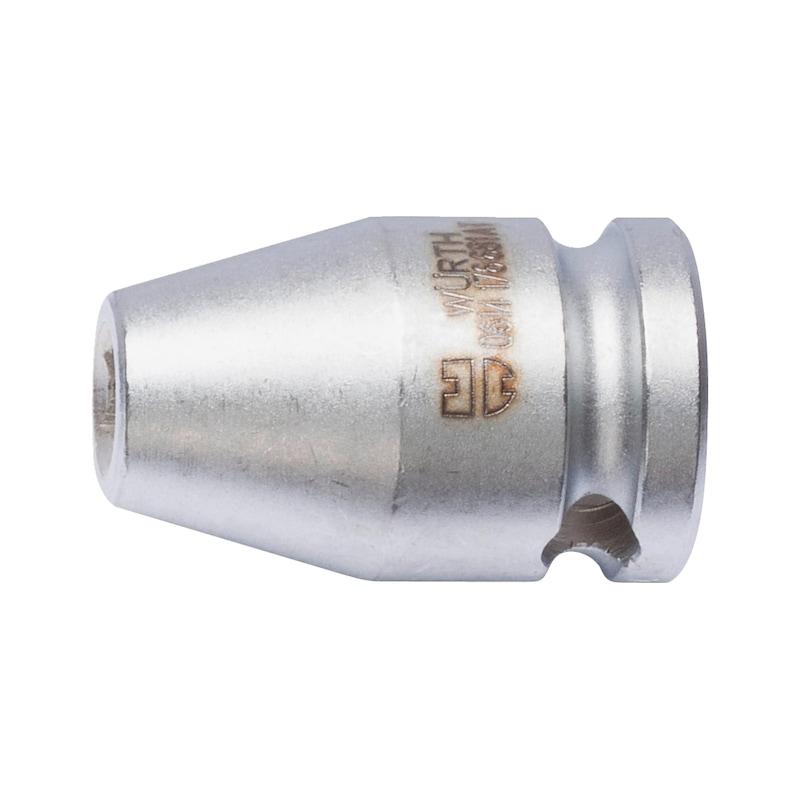 コネクターDIN 7427 3/8インチ - アダプター 3/8□⇔1/4ヘックス