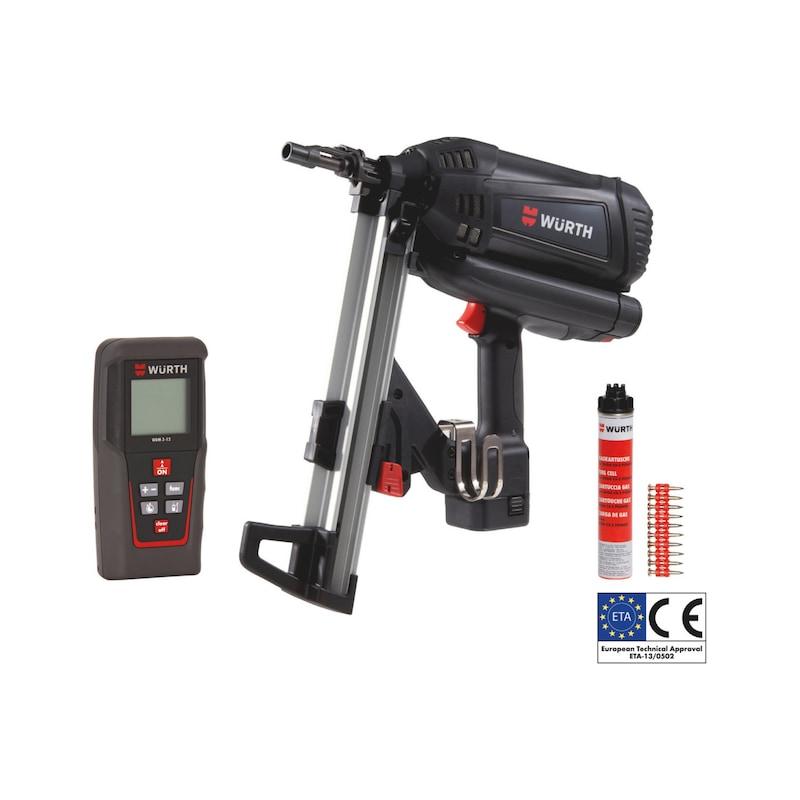 Hochleistungsgasgerät DIGA CS-2 Set mit Entfernungsmesser