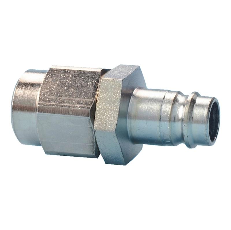 Stecknippel Serie 4000 - NPL-STE-DL-S4000-SL-13X18MM