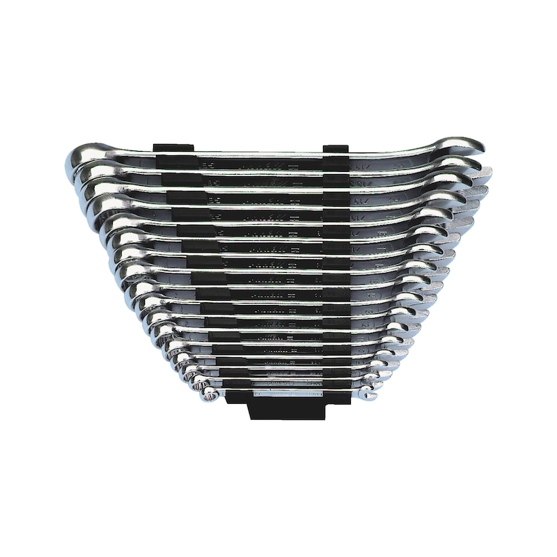 Ringmaulschlüssel Sortiment kurze Form