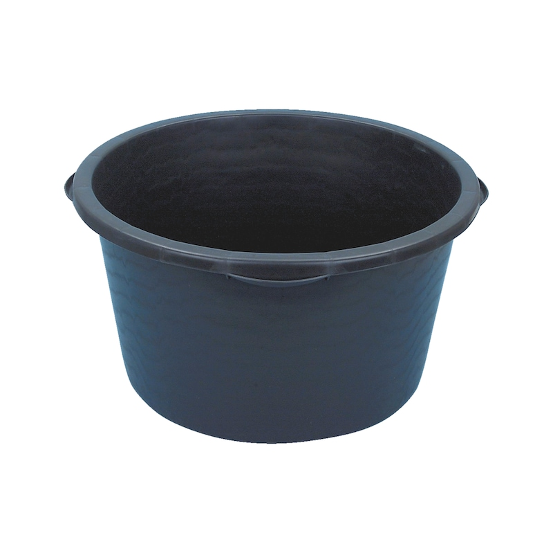 Mortar bucket - MORTBCKT-ROUND-BLACK-65LTR