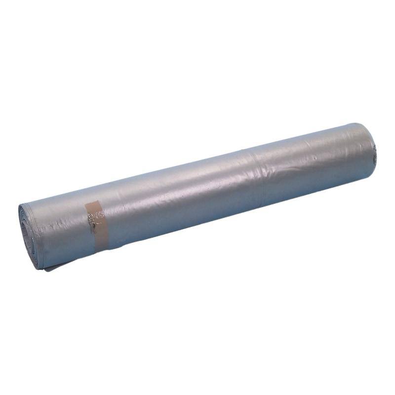 Afdek-/bouwfolie - ZWARTE TOLERANTIEFOLIE 40-200MU-200M2
