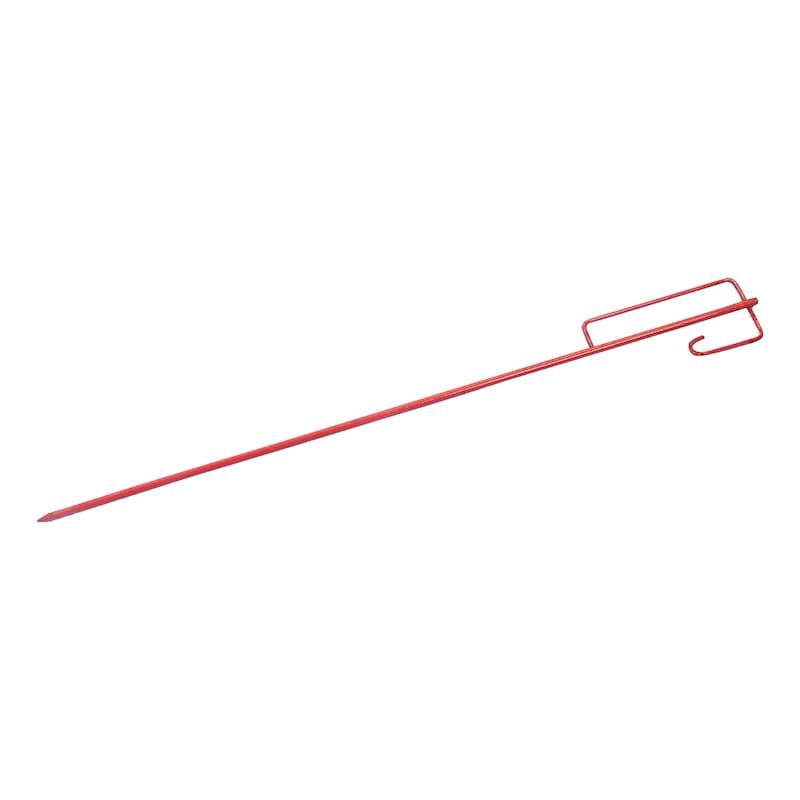 Marking pin - SECSTAK-RED-1250MM
