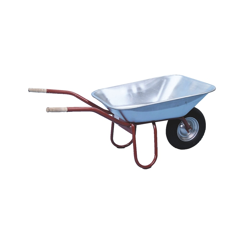 Wheelbarrow - WHLBW-(ZN)-85LTR