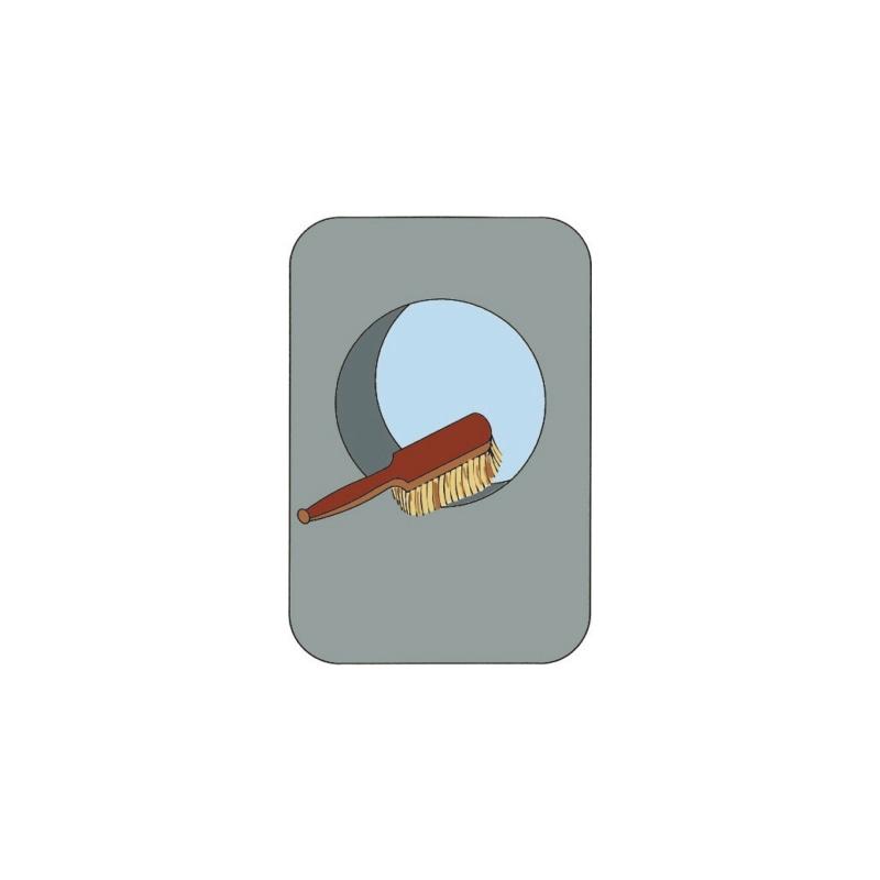 Elastic fire-retardant sealant B1 - FRETRDSEAL-ELA-B1-WHITE-310ML
