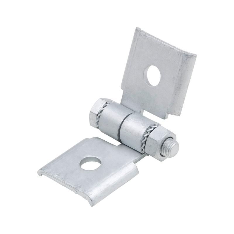 VARIFIX<SUP>®</SUP>-Gelenkverbinder flach Rundloch - 1