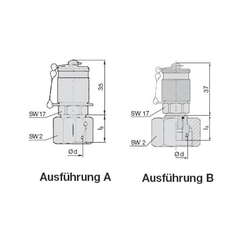 Messkupplung - 2