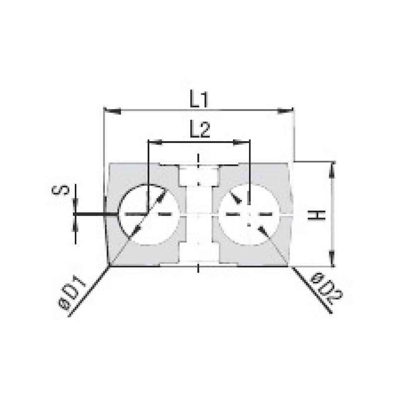 Schellenkörper Premium Teil 3 - Doppelte Baureihe  - 2