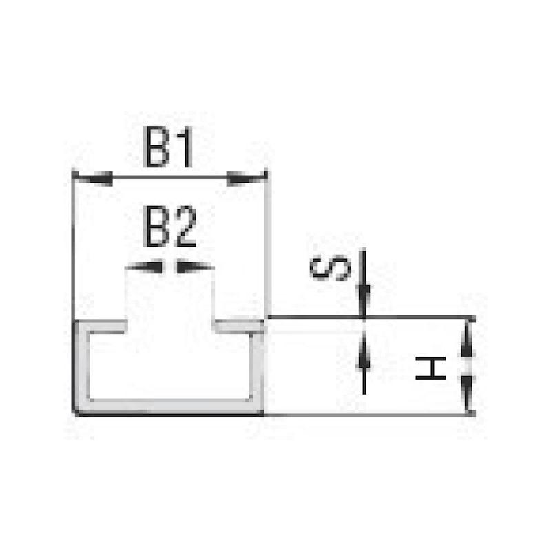 Tragschiene  - 2