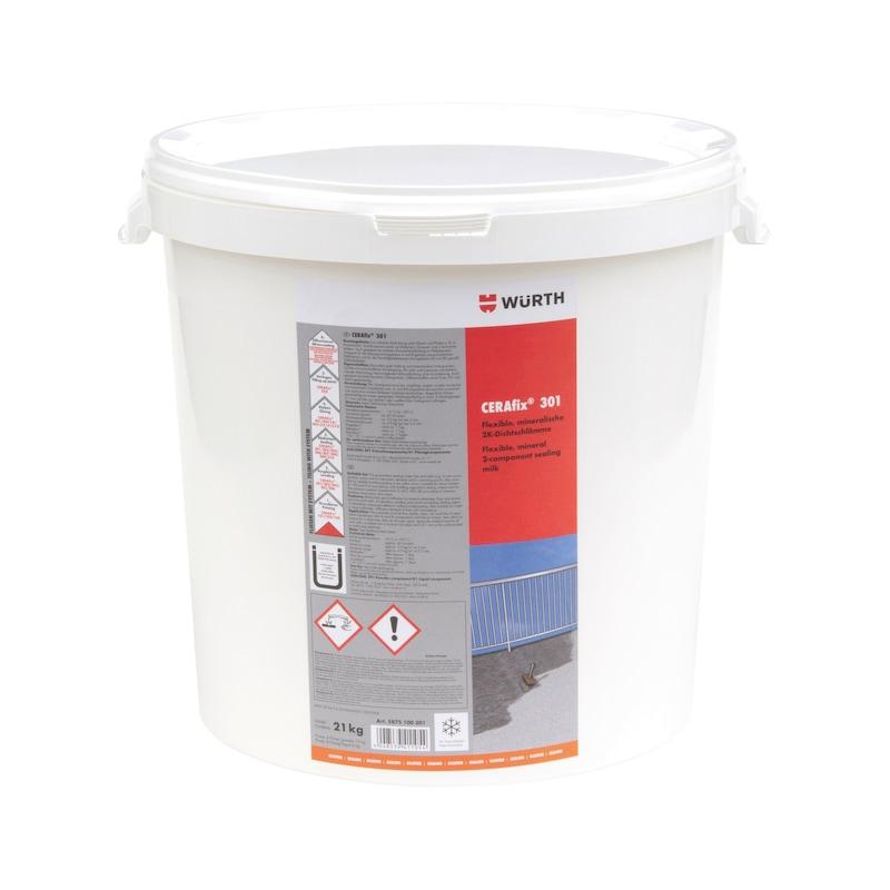 2-K Dichtschlämme CERAfix<SUP>®</SUP> 301 - 1