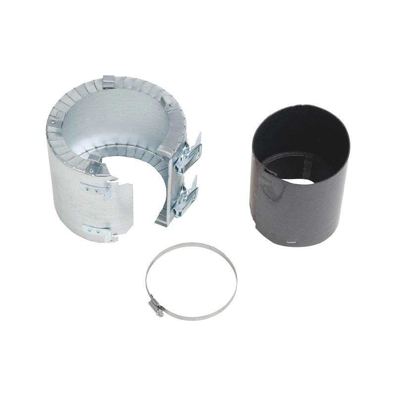 Rohrmanschette SML/Kunststoff - 1