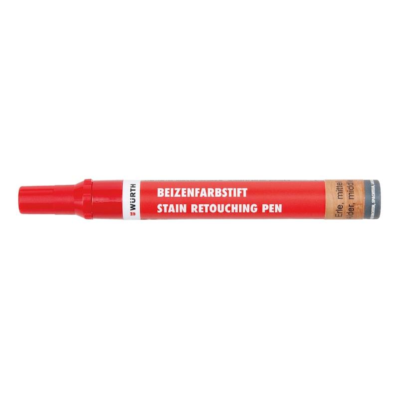 Beizenfarbstift - RETUSTI-BEIZE-ERLE-MITTEL-7G