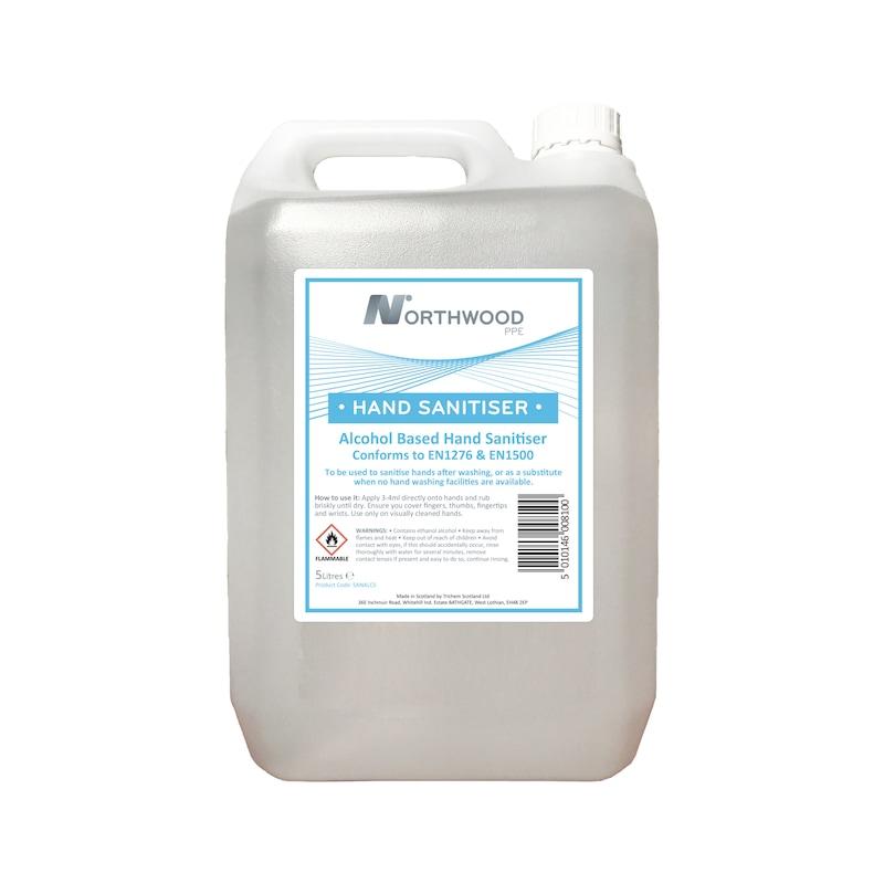 Hand  Sanitiser - HNDSANTSGEL-SANITISER-5LTR
