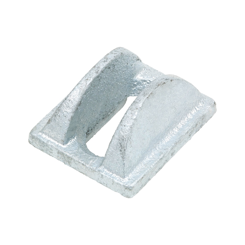 Kurvenstück für Spannelement Bostra - 1