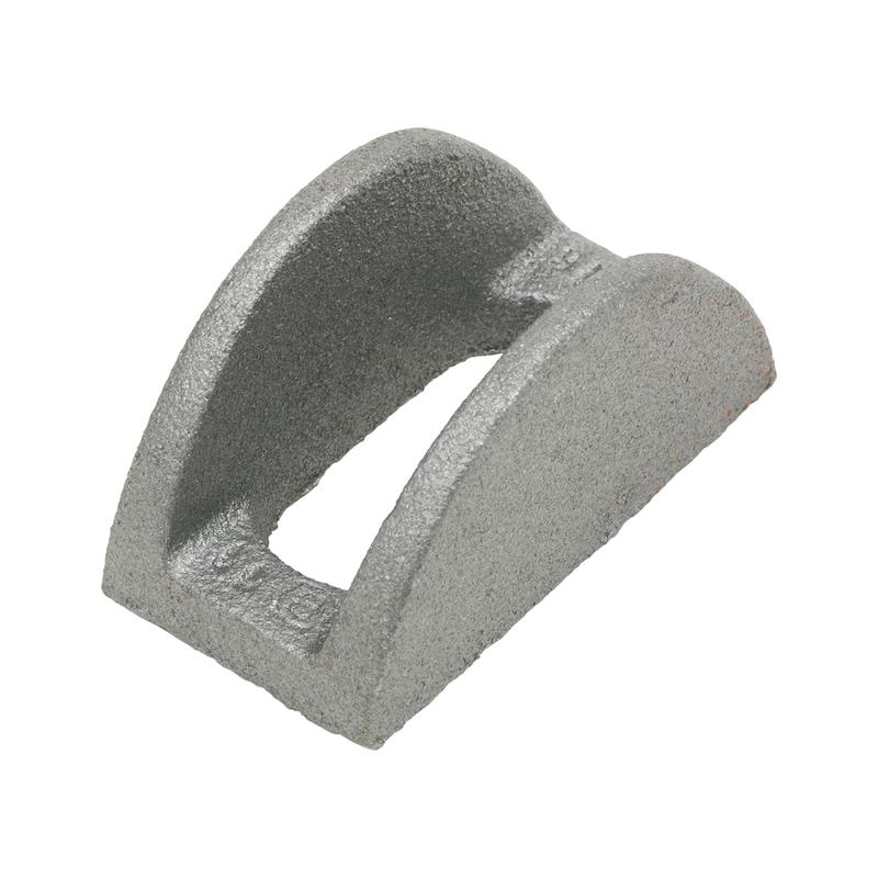 Pezzo curvo per elemento di serraggio Standard - 1