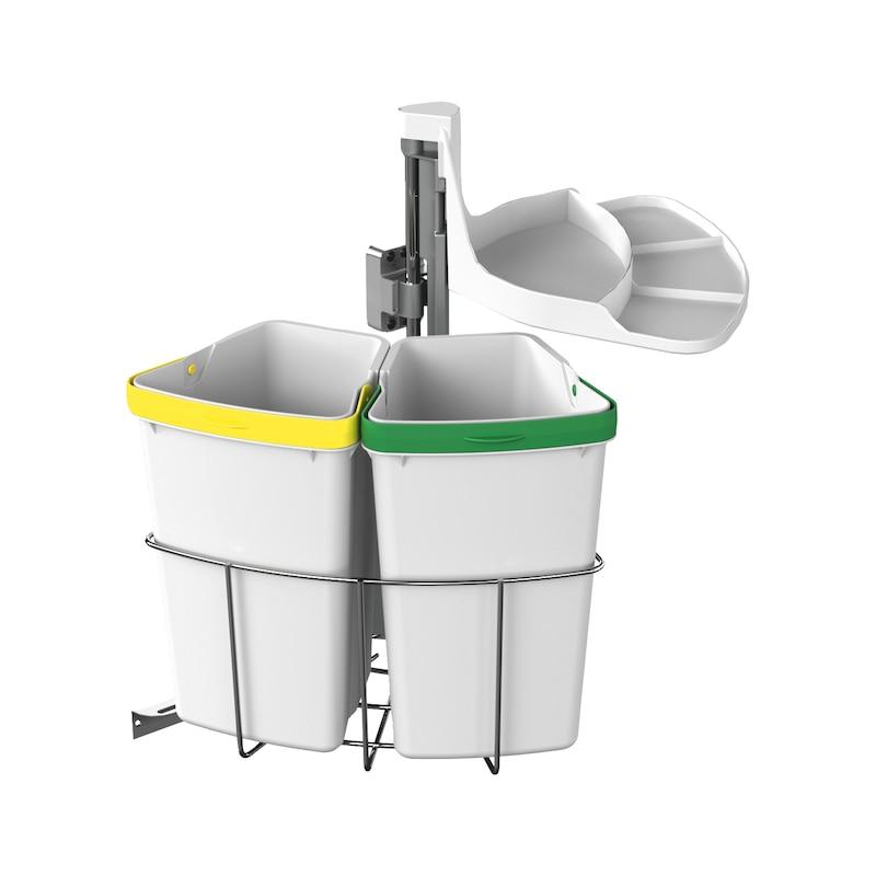 Système de tri des ordures VS ENVI Center 2 - 1