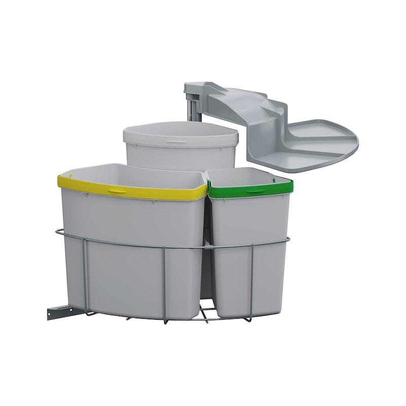 Affaldssorteringssystem VS ENVI Center 3 - 1