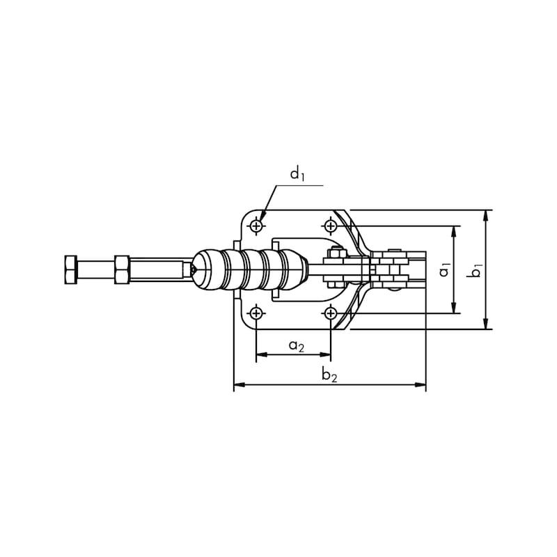 Push-rod clamp - 3