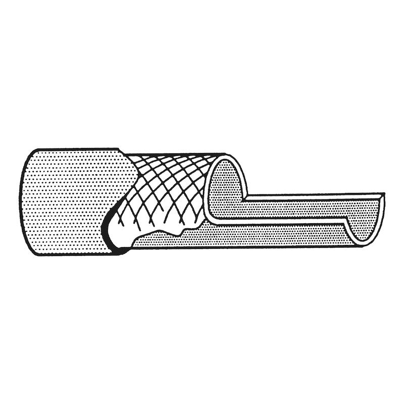 Conduite flexible pour réparation, NBR/CR - 2