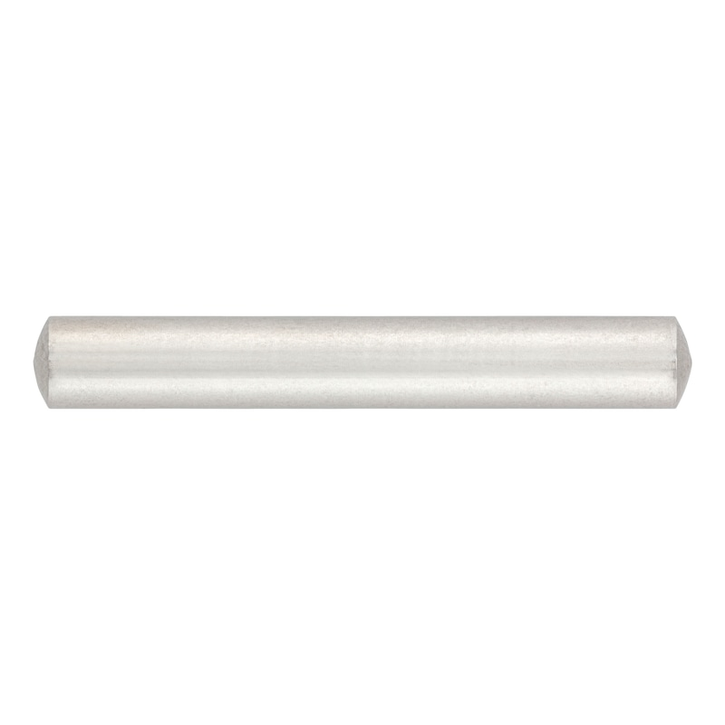 Valcový kolík, nekalený s oválnymi bodmi - KOLIK VALCOVY DIN7 NEKAL.M6 3X18
