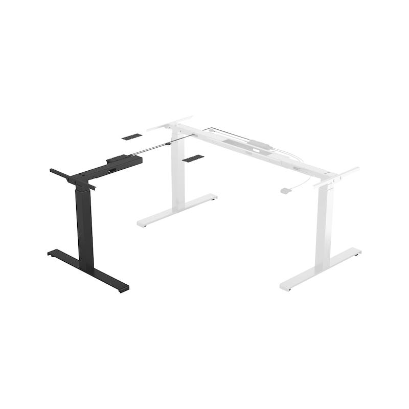 Ergänzungsset für Tischgestell TMQ70/3 - 1