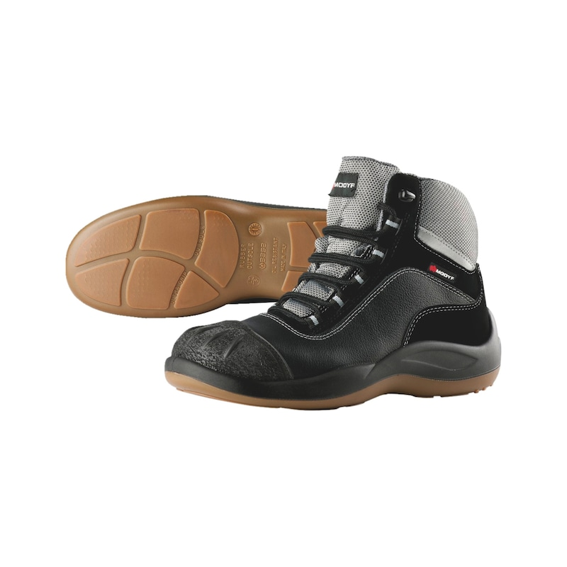 Stiefel Dachdecker S2P Pro