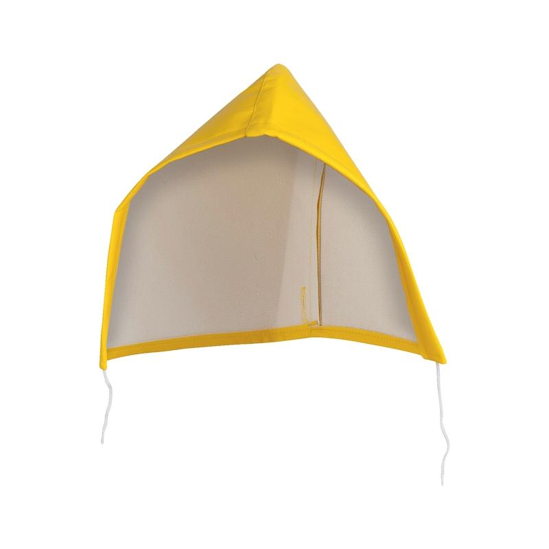 Kapuze für Regenjacke
