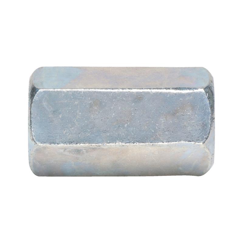Sechskantmutter, 3xd hoch - MU-6KT-WN6334-8-SW17-(A2K)-M10