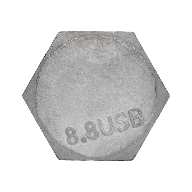 Sechskantschraube mit Gewinde bis Kopf SB-Garnitur DIN EN 15048-1 - 3