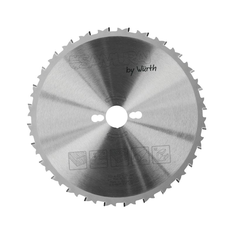 Lame de scie circulaire universelle SAMURAI - 1