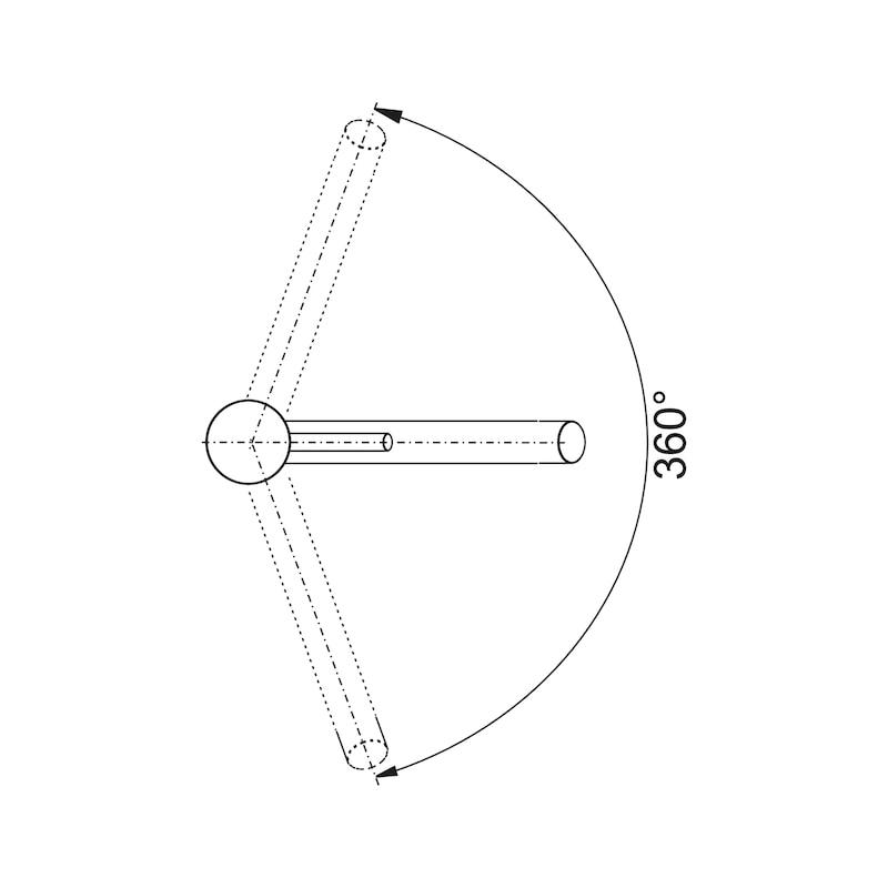Single-lever mixer tap Blancoantas - 3